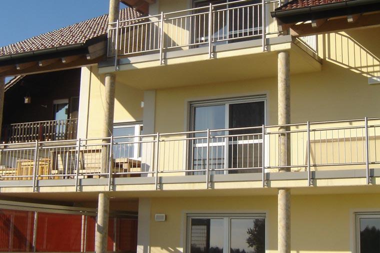 Lange Balkone