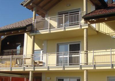Balkon von Metallbau Scheifl