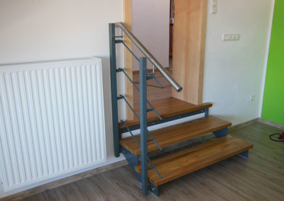 kleine Treppe